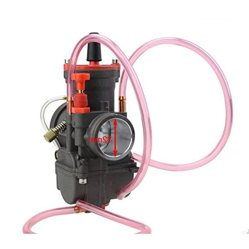 GOOFIT Carb Motorcycle Carburetor with for Motorcycle Bike ATV Quad