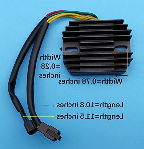 Generic Voltage Regulator Suzuki DR-Z400 DR-Z400S 398cc 2001 2003 2007 2008 2009 Replace 32800-29F00