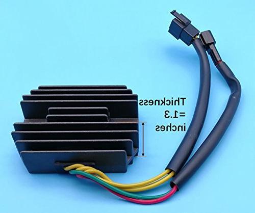 Generic Voltage Suzuki DR-Z400E DR-Z400S Off-Road DR-Z400SM 398cc 2000 2003 2004 2005 2006 2007 2008