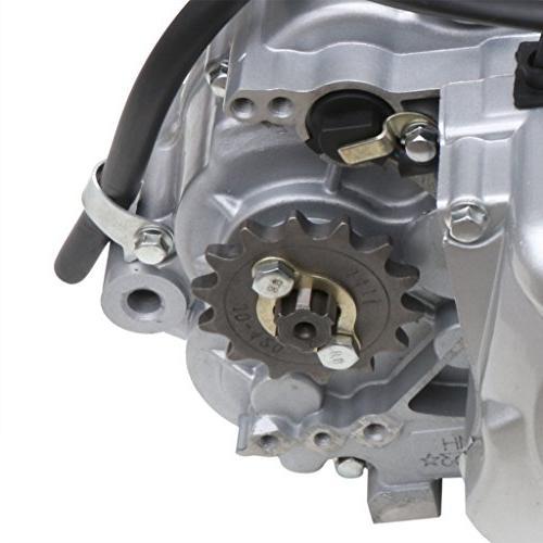 JCMOTO 125cc Engine 4 Stroke Honda CRF50 CRF 50 70 SDG SSR Dirt Pit Motorcycle