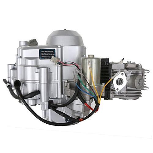 JCMOTO 125cc Engine Stroke Motor for Honda XR50 CRF 70 SDG SSR 110 Dirt Pit Bike Motorcycle