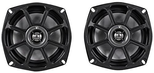 Kicker 10PS5250 Davidson Motorcycle Speakers+Waterproof