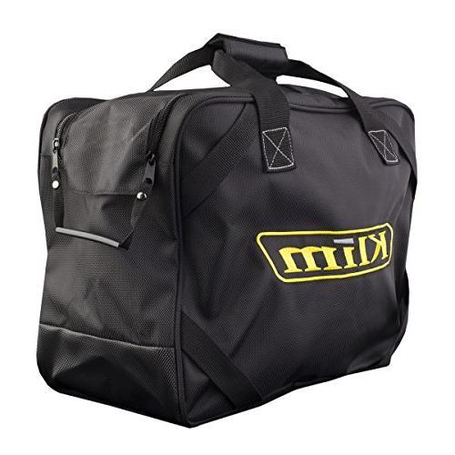 Klim Helmet Bag Motorcycle Helmet Accessories - Black One Si