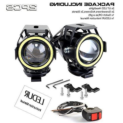 LEDUR U7 Fog Running Eyes Lights Spotlight Light