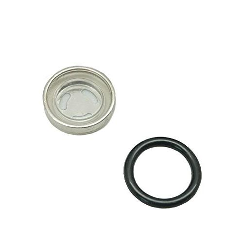 Lefossi 18mm Sight Glass Lens Gasket Repair Kit Motorcycle F