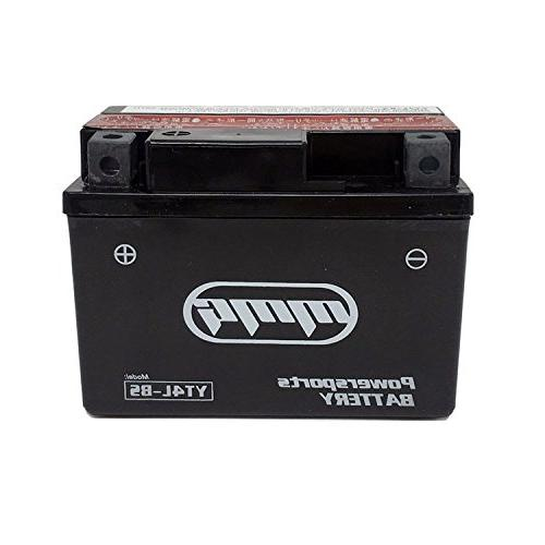 MMG YTX4L-BS 4L-BS 12v Motorcycle Battery fits Cagiva, Gas G
