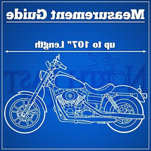 Motorcycle Bike Dust Yamaha V-Star 950