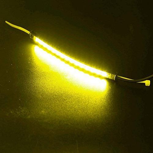 Motorcycle LED Signal Smoked Davidson Bright and Waterproof Motor Amber