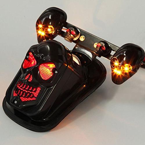 Brake Light Bobber Honda
