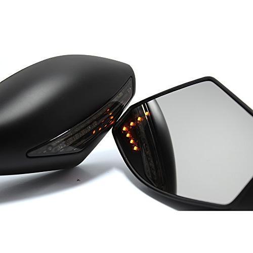 Motorcycle with Turn Signal Mirrors 1000RR 600RR 250R Suzuki GSXR600 GSXR750