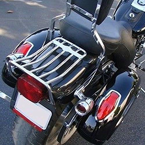 Motorcycle Bag Trunk w/ for 750 VLX Valkyrie F VTX
