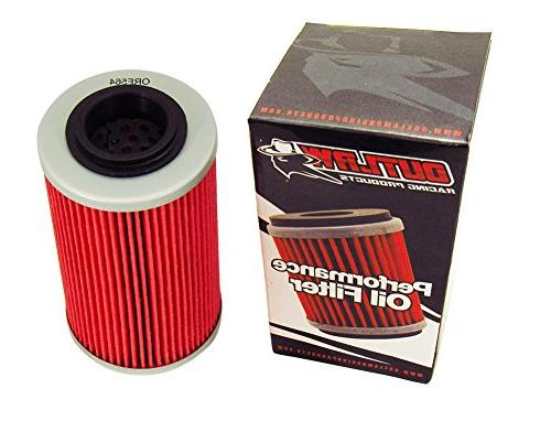 Outlaw Racing ORF564 Performance Oil Filter APRILIA RSV 1000