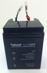 PowerStar Battery for Parts Unlimited 12V Heavy Duty Battery