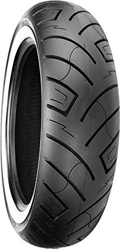 Shinko 777 Front Tire - Whitewall