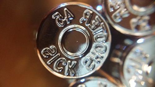 Sickshooter No 45 Caliber Shell Caps Cars Motorcycles