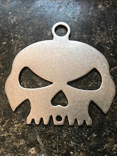 Skull Hanger / Mount for Motorcycle & fits all bikes Road Street Davidson