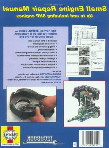 Small Engine up to 5 HP