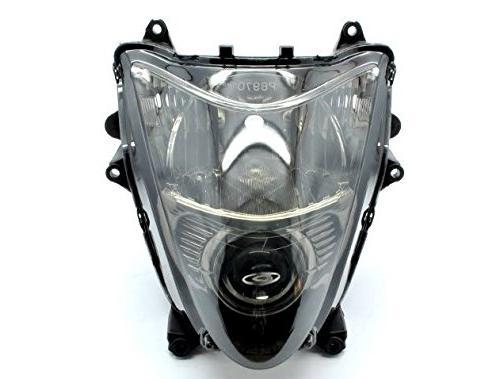 Smoke Motorcycle Racing Sport Headlight Street Fighter Motor
