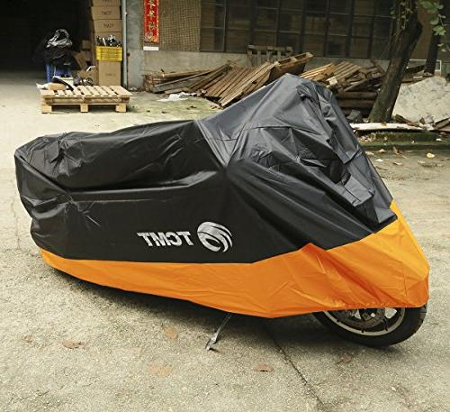 TCMT Waterproof Rain UV Protector Harleys