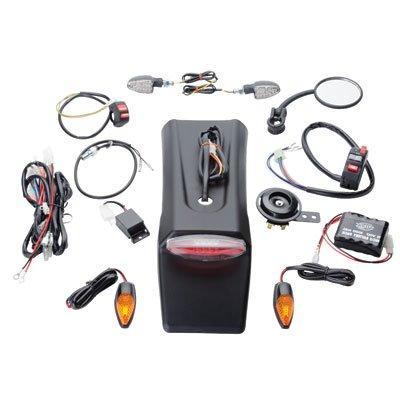 Tusk Motorcycle Enduro Lighting Kit Fits: Suzuki DR-Z DRZ 40