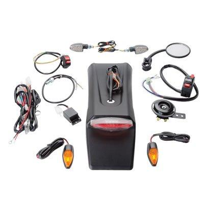 Tusk Motorcycle Enduro Lighting Kit Fits: Suzuki DR-Z 400E 2