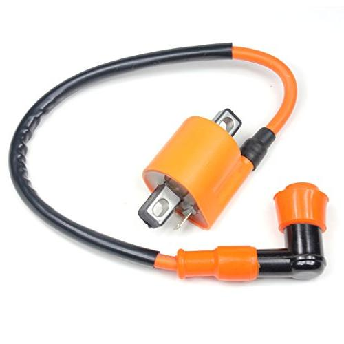 Wingsmoto Ignition Coil+CDI+ 3-Electrode Spark Plug CG 125 2