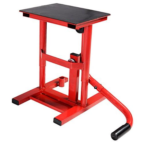 Motorcycle Maintenance Racing Lift Stand