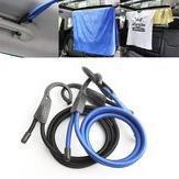 Automobile Baggage Shoulder Strap Bait - Elastic Bungee Shoc