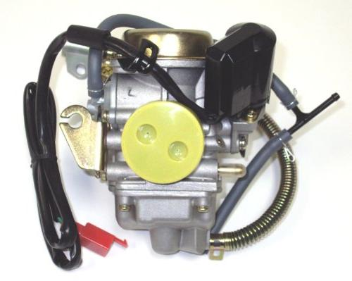 Carburetor Assy 125cc 4 Motorcycle Scooter