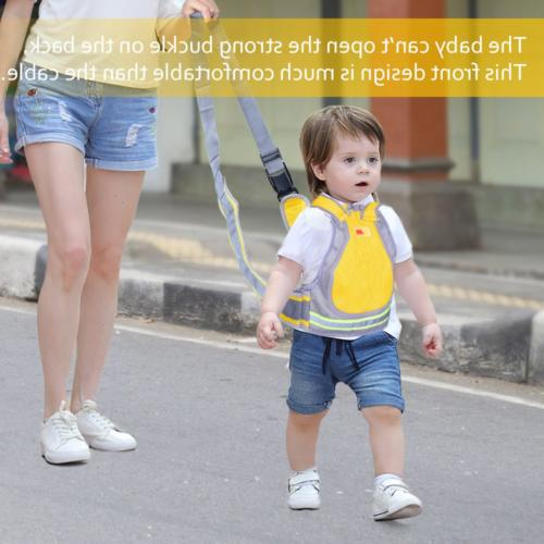 Jolik Child Harness with 4-in-1 Breathable Material
