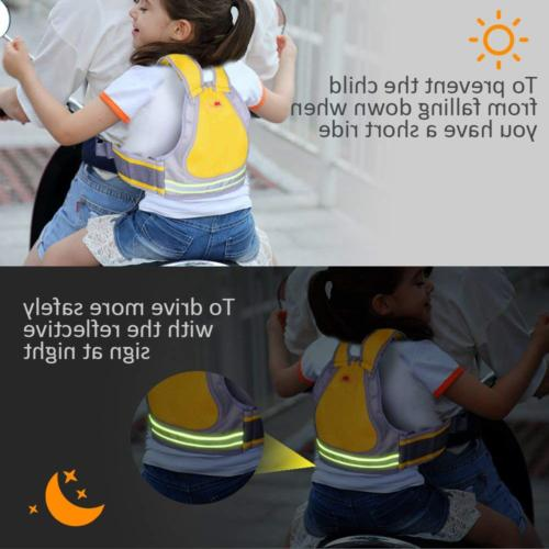 Jolik Child Harness with 4-in-1 Buckle,