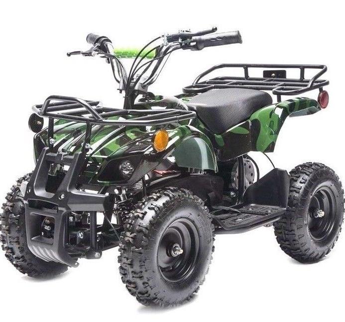 electric 4 wheeler utility atv
