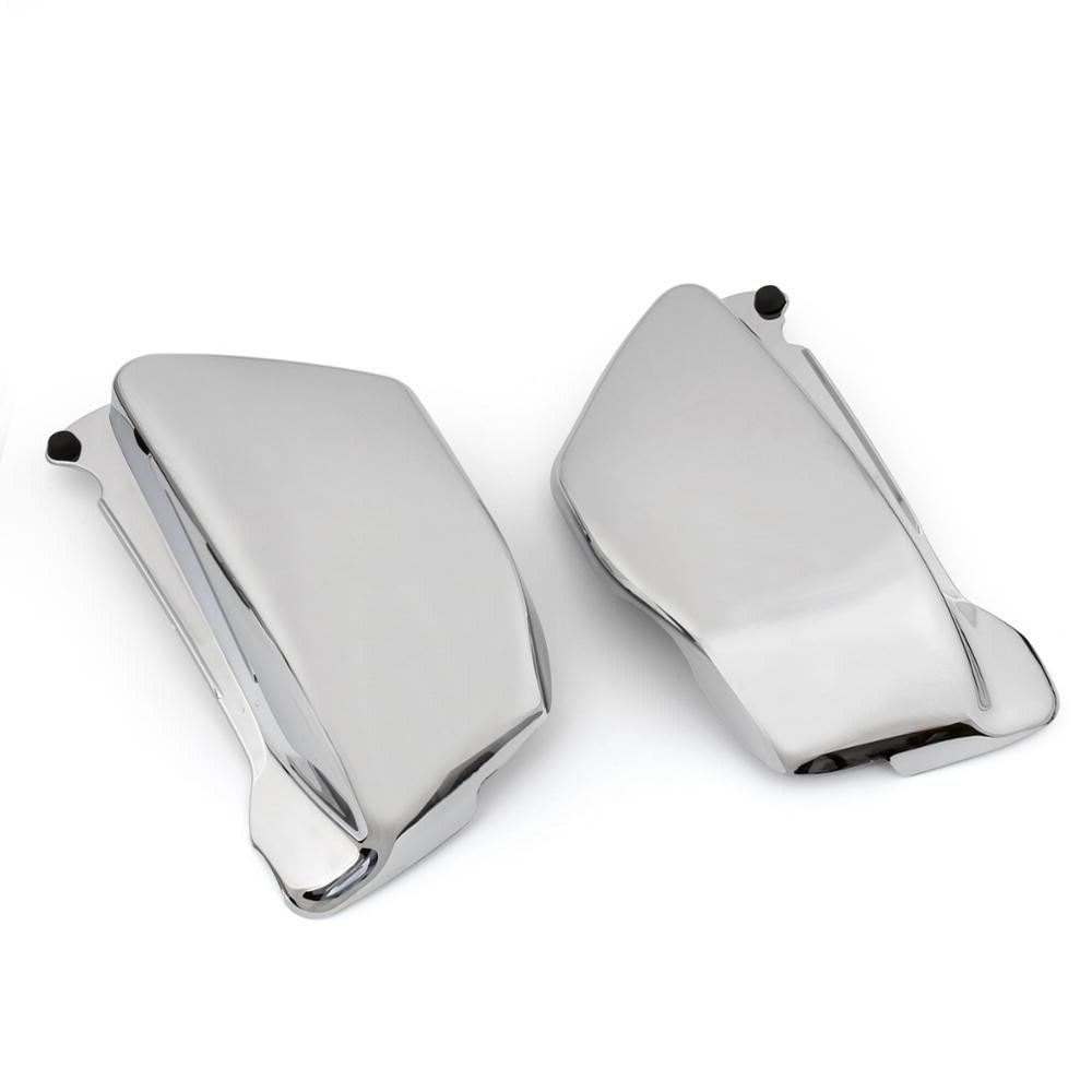 Areyourshop For <font><b>Honda</b></font> <font><b>Magna</b></font> VF 750 VF750C Chrome Battery Cover <font><b>Motorcycle</b></font> <font><b>Parts</b></font>