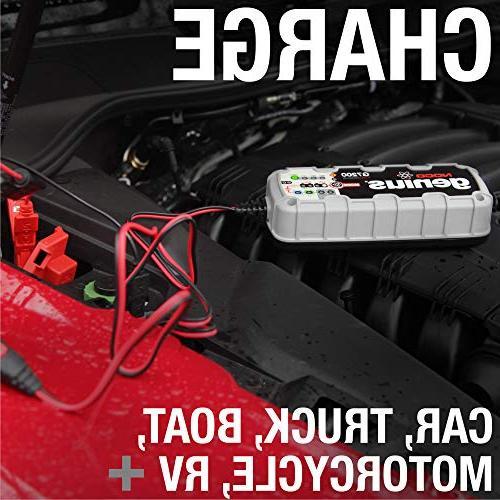 NOCO G7200 12V/24V 7.2A UltraSafe Charger