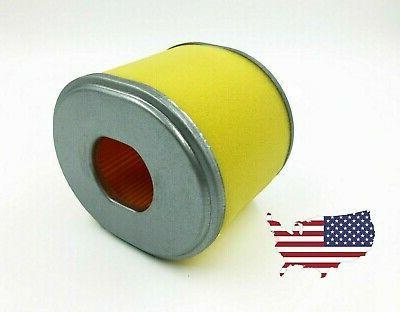 GX160 GX200 Filter 5.5hp 6.5hp Engine 1pc Yellow
