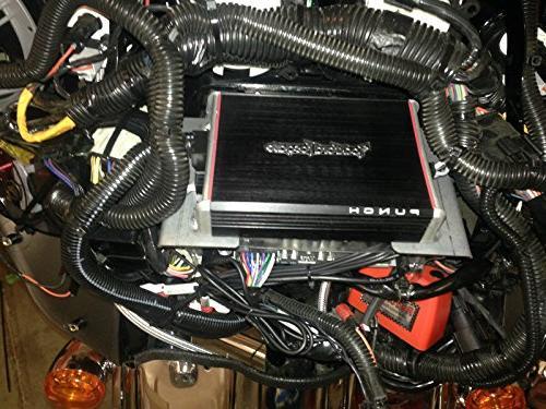 harley davidson wiring kit amplifier