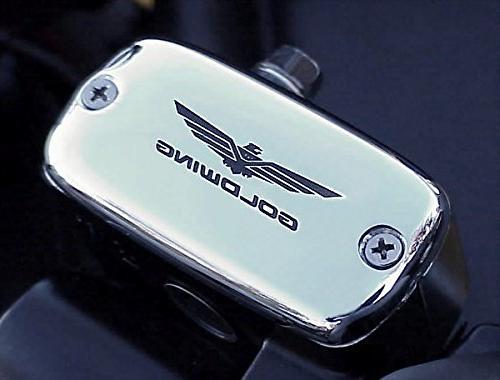 i5 Chrome Fluid Caps for Honda Wing GL1500 GL1800 GL 1500 1800
