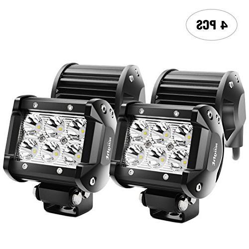 light bulbs bar spot pods