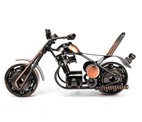 Motorcycle Collectible,Handmade