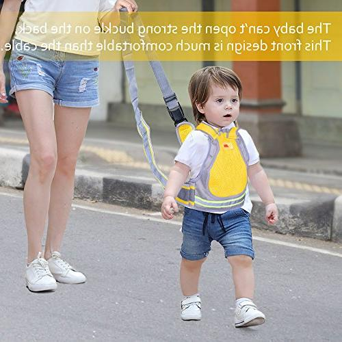 Jolik Child Motorcycle Harness with 4-in-1 Breathable Material