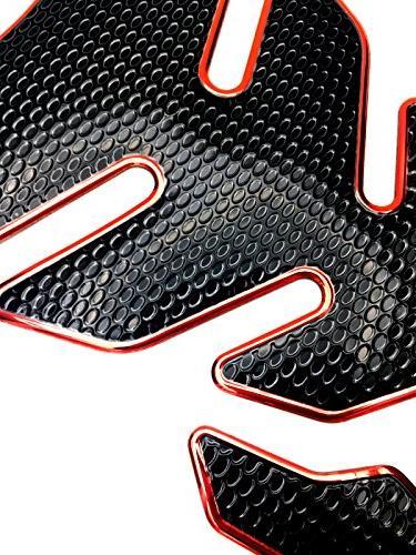 Niree Tank Gas Metallic Sticker Decal for 390 200 RC125 RC125/125 Duke