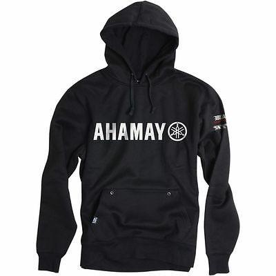 official yamaha team pullover sweatshirt jacket mens