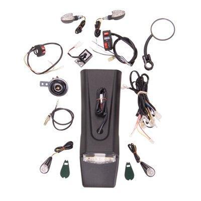 universal motorcycle enduro lighting street legal kit