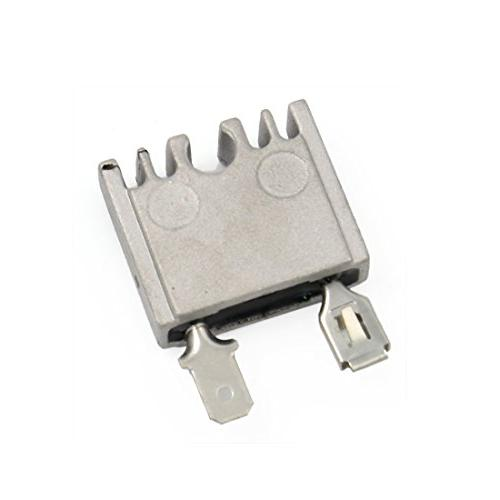 uxcell Motorcycle Silver Tone Voltage Wiring Regulator Recti