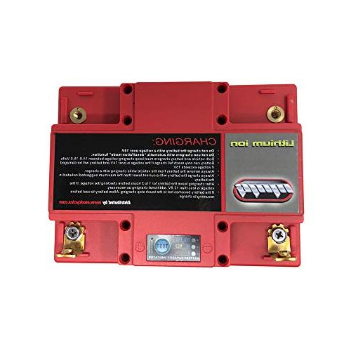 MMG YIX30L-BS Lithium 12v – Replaces Koyo-KTX30L Motocross-M7230L Power-Sonic-PIX30L-BS Yuasa-YIX30L