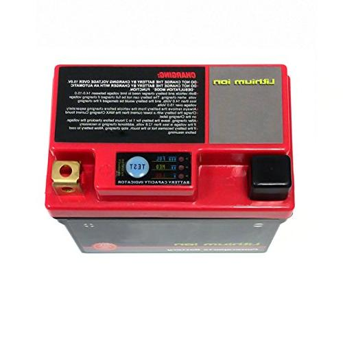 MMG YTX4L-BS Ion Battery 12V 120CCA ATV - Maintenance Factory Ready Use