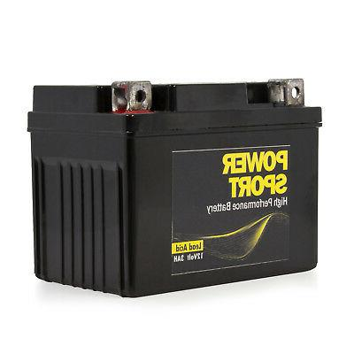 YTX4L-BS and GTX4L-BS battery replacement for ATV