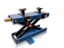LiftMaster 1100 LB Motorcycle Center Scissor Lift Jack with