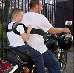 Ocamo Children Motorcycle Seat Belt Electric Vehicle Safety