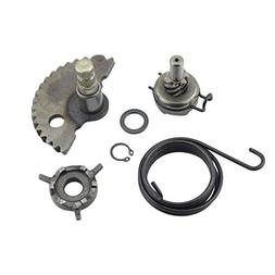 MuLuo Motorcycle Start Shaft Sleeve Gear Spring Replacement